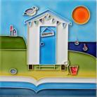 Beach hut 4x4