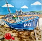 Fishing Boat 8x8