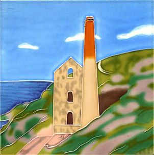 Cornish Tin Mine 8x8