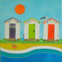 Beach Huts2 8x8