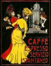 Cafe Expresso 11x14