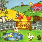 Farmyard 12x12