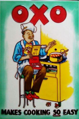 Vintage Oxo 8x12