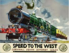 Great Western Railway 11x14