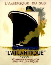 L'Atlantique 11x14