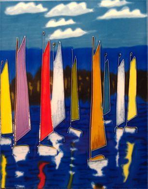 Sails 11x14