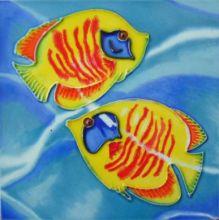 Tropical Fish 6x6