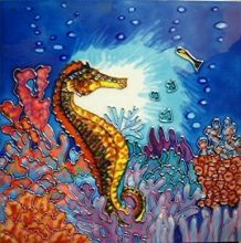 Seahorse 8x8