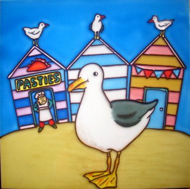 Seagull 8x8