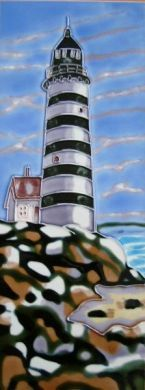 Lighthouse 6x16
