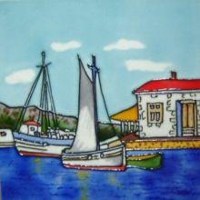 Fishing Boats 6x6