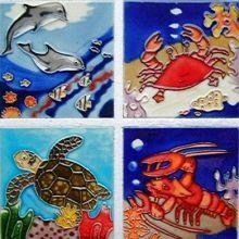 Sea Life Set 4x4